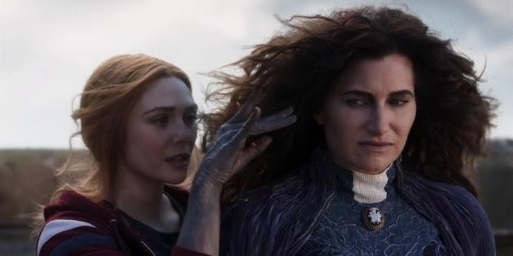 «Ванда/Вижн» (2021) - все отсылки и пасхалки в сериале Marvel. Спойлеры! - 103