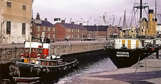 Old Photographs of Liverpool in Colour