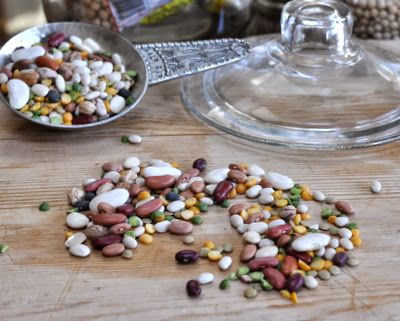 Kitchen Parade: One Quick Tip: Why Dried Beans Won't Cook