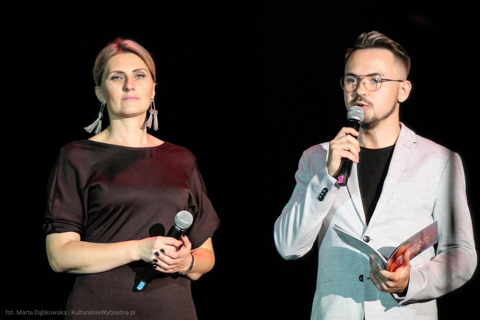 Iwona Wujastyk Jakub Milewski Mazowiecki Teatr Muzyczny