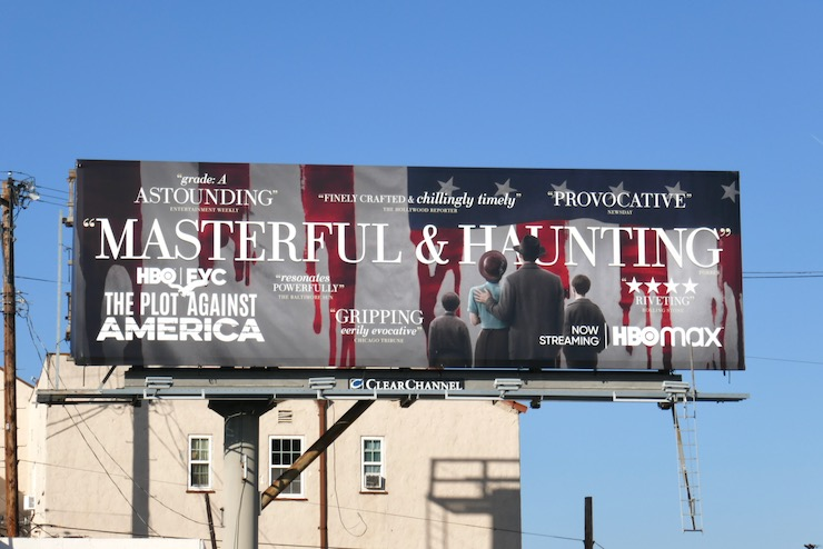 Plot Against America For you consideration billboard