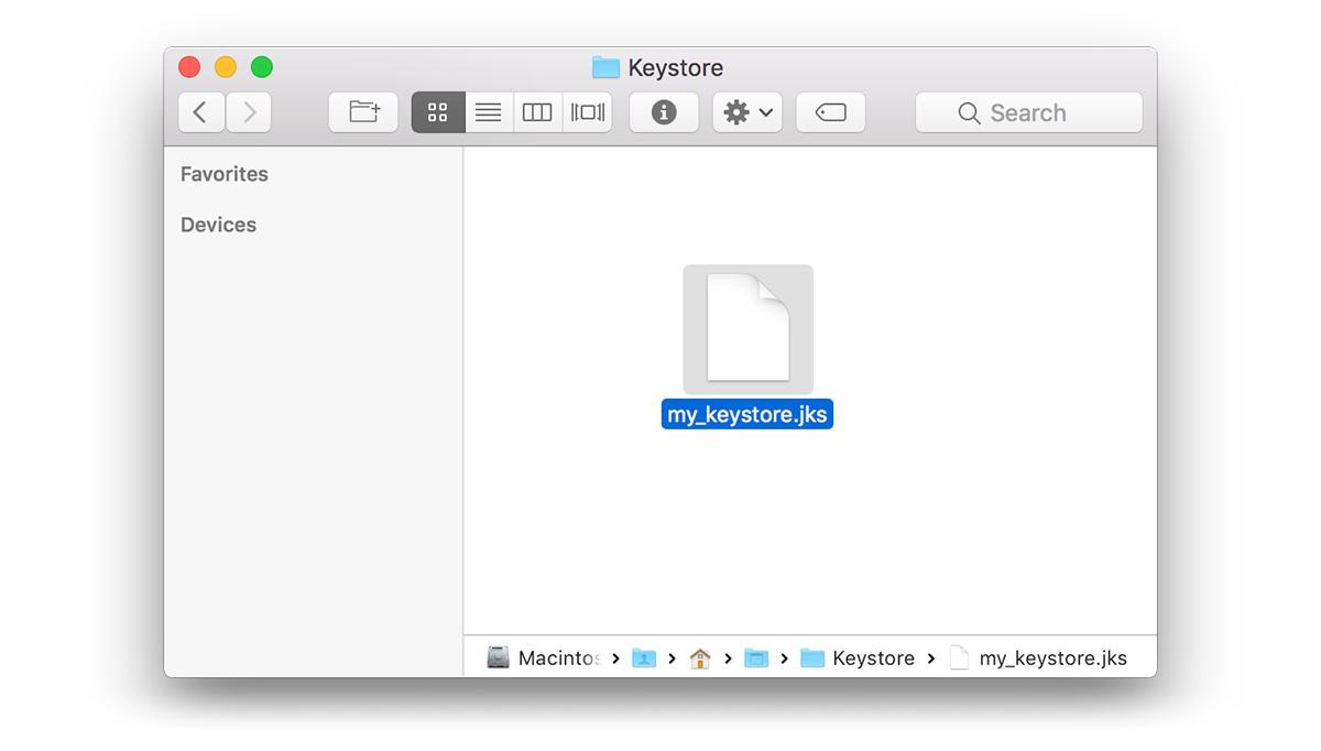 Android Dev Tips] วิธีการสร้าง Keystore บน Android Studio