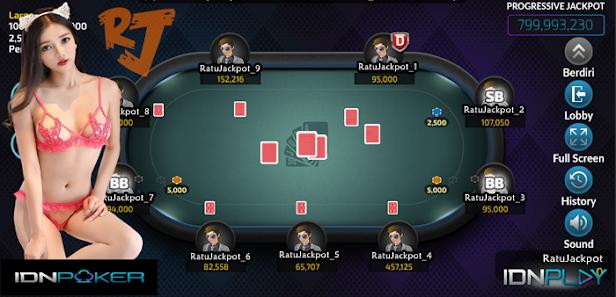 Babak Pertama Judi IDN Poker Online