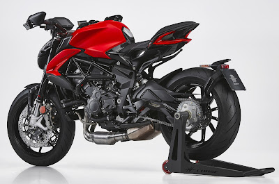 2021 MV Agusta brutale and Rosso