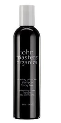 Green Beauty Summer Hacks at New York For Beginners: John Masters Organics Evening Primrose Shampoo for Dry Oil