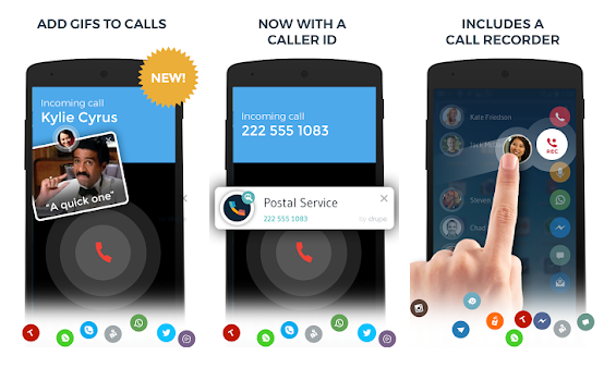 nknown, spam, scams, robocalls or telemarketers