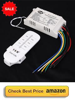 Wireless Switch For Bulb/Fan