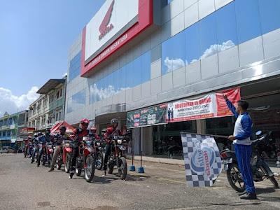 Start MXGP Roadventure Batam dari Capella Batam