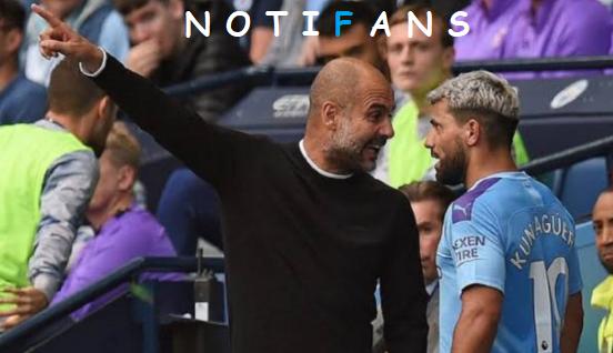 Pep Guardiola, técnico del Manchester City, habló sobre el futuro de Sergio Agüero en el club. Dijo en declaraciones recogidas por 'Sky Sports' que el 'Kun' debe demostrar que merece seguir, al igual que el resto de componentes del equipo.