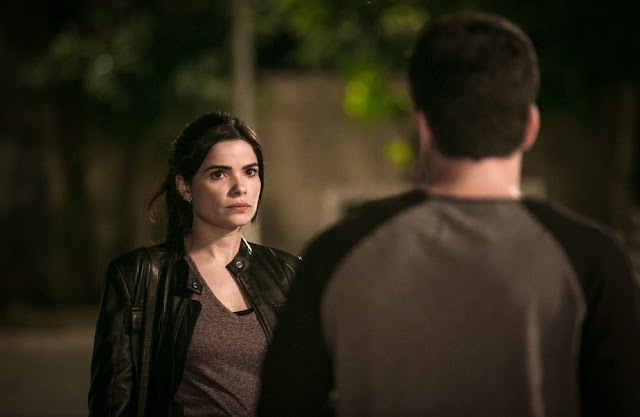 Pega Pega: Antônia termina com Domênico e confessa ser apaixonada por Júlio