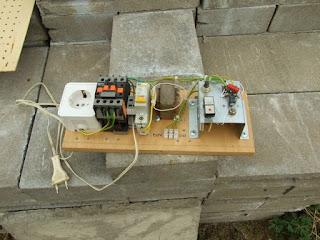 внешний вид электронного блока
