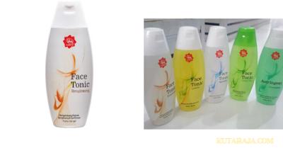 Face Tonic - Apakah Perbedaan dan Fungsi Face Tonic dan Facial Lotion, Samakah?