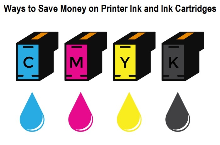 Ways to Save Money on Printer Ink and Ink Cartridges