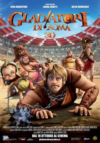 Gladiatori di Roma (2013) [BDrip Latino] [Animación]