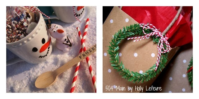 holiday items from 504 main