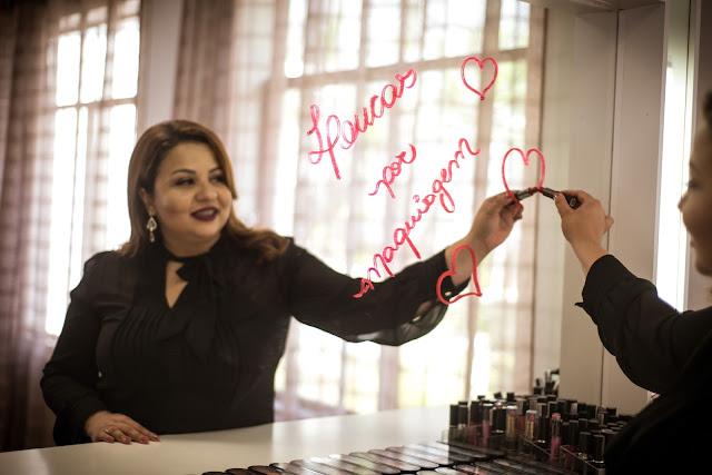 Ateliê Maquiadora Michele Parente