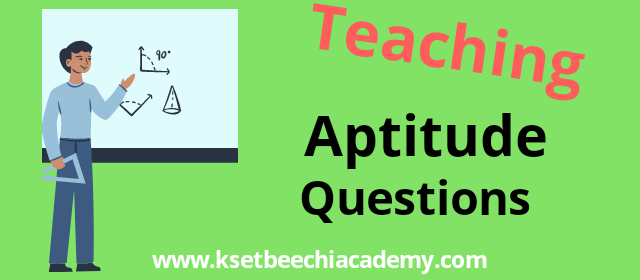 free questions on teaching aptitude for ugc net