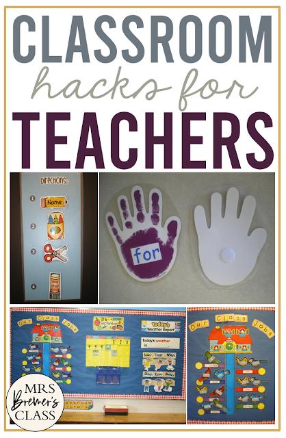 Teacher tips for using Velcro in the classroom
