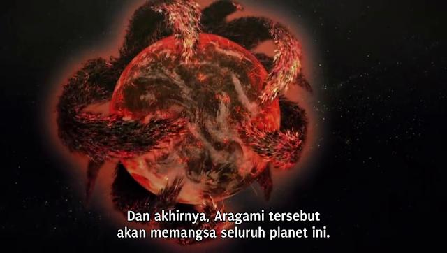 Aragami menghilang misteri god eater
