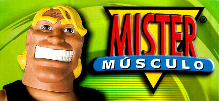Mister Músculo Giochi Preziosi
