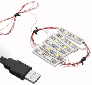 USB LEGO Lighting Kit