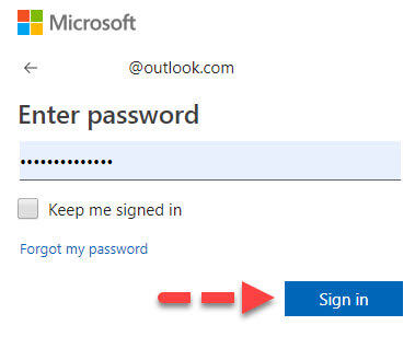 change-microsoft-account-password