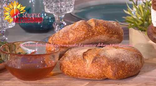 Pane del deserto ricetta Fulvio Marino