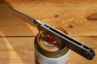 Sanrenmu Land 812 titanium - VG10
