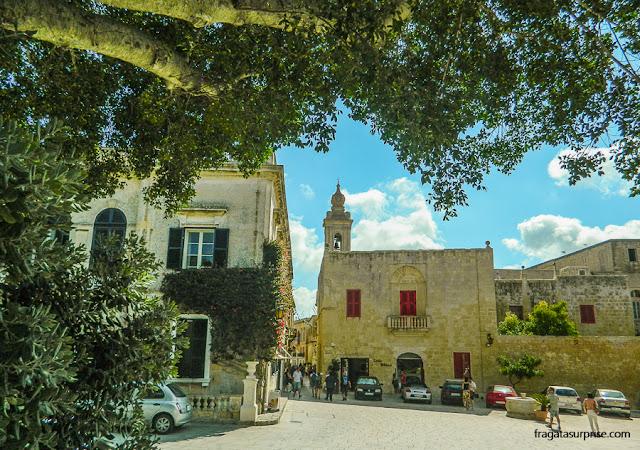Bastião Despuig, Mdina, Malta