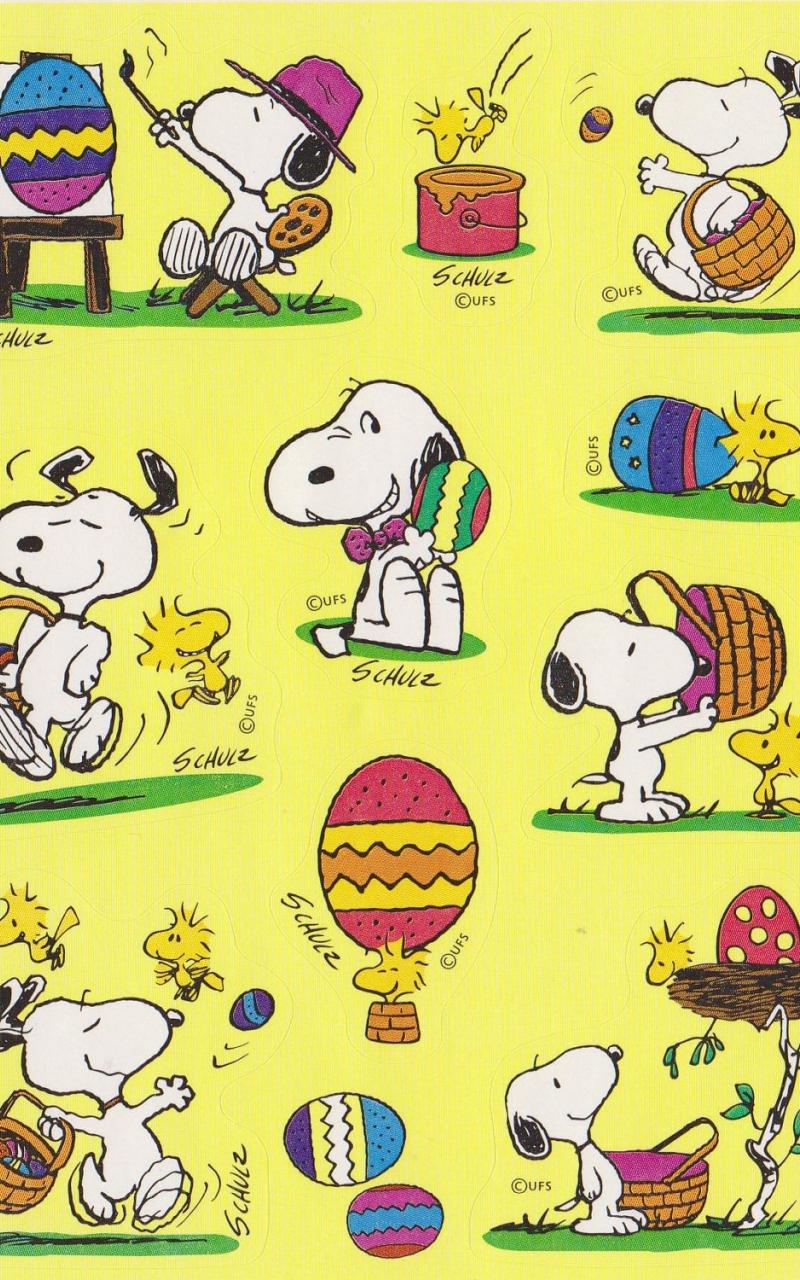 Snoopy Ostern Bilder Zum Ausdrucken
