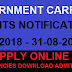 SSC MTS 2018 recruitment 9000+ vacancies- Apply online ,Download admit card