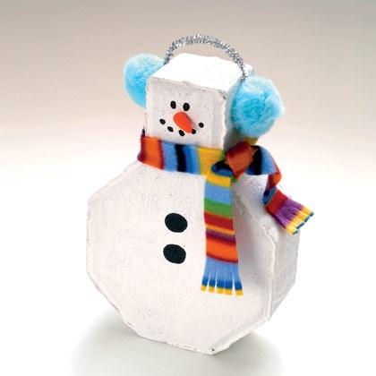 Frosty the Doorstop