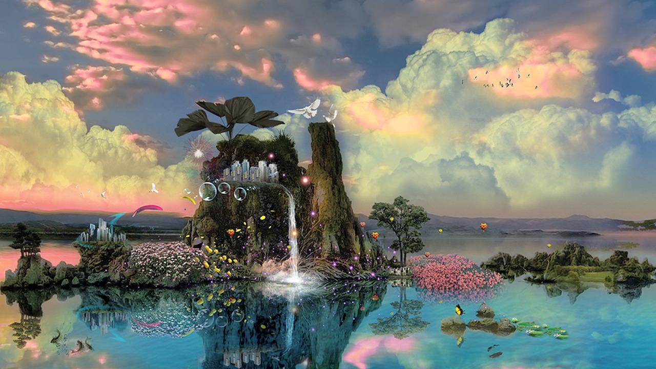 Wallpaper Hd Abstract Nature