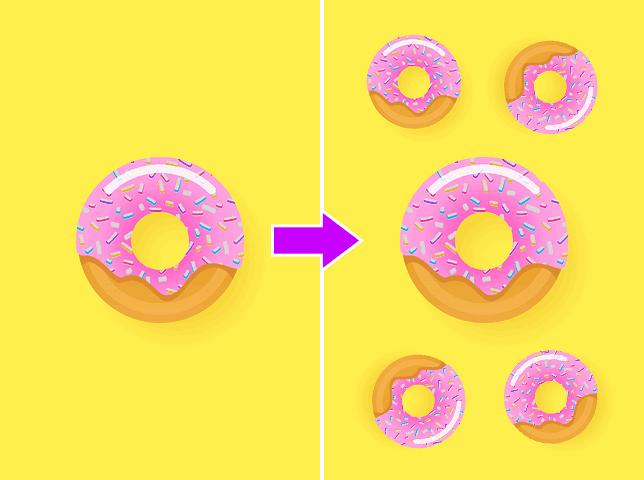 Cara copy potongan atau bagian foto tertentu di Photoshop