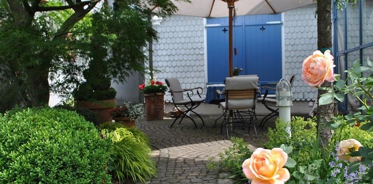 Private Gärten im Gartendeko-Blog