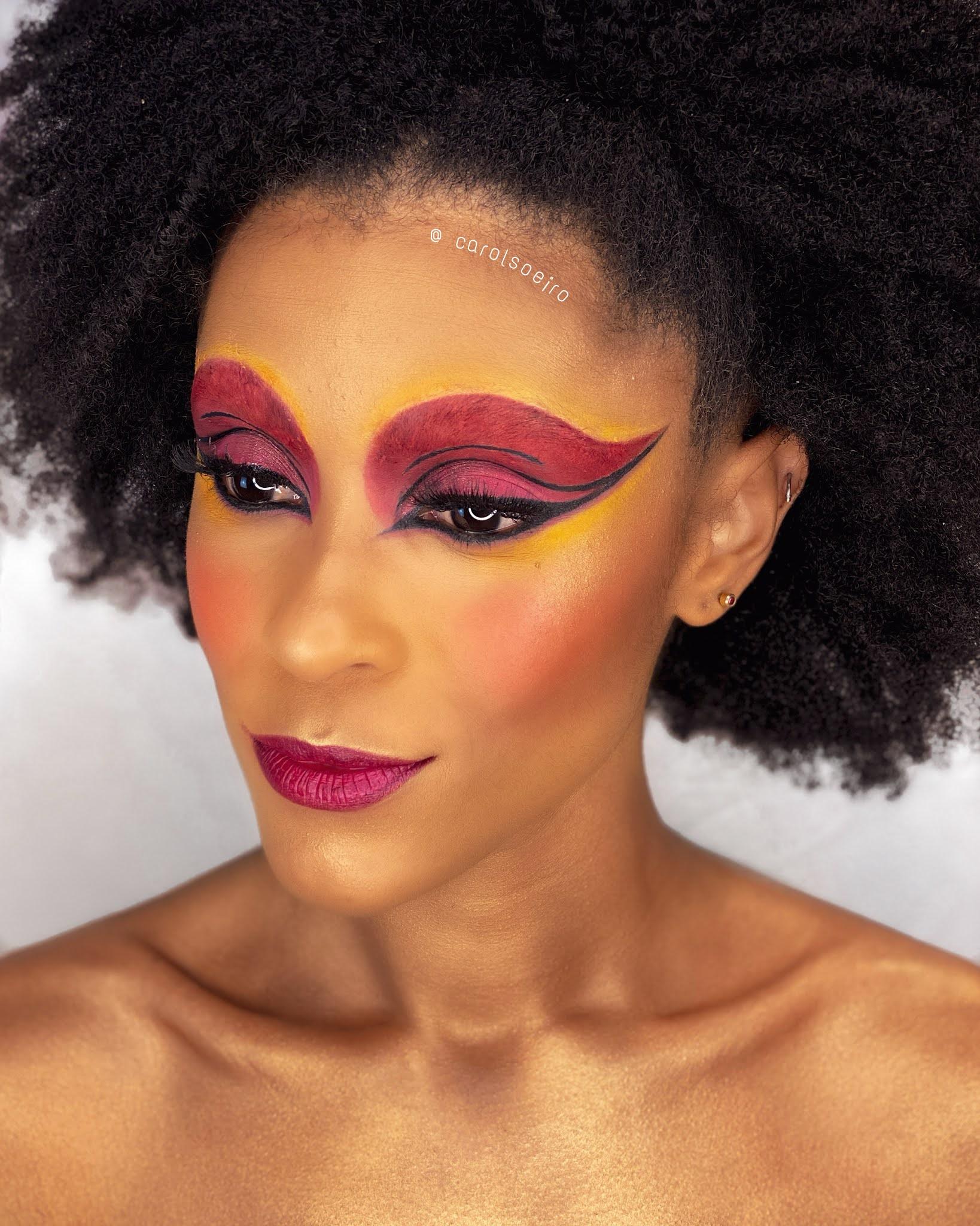 Maquiagem Mulher