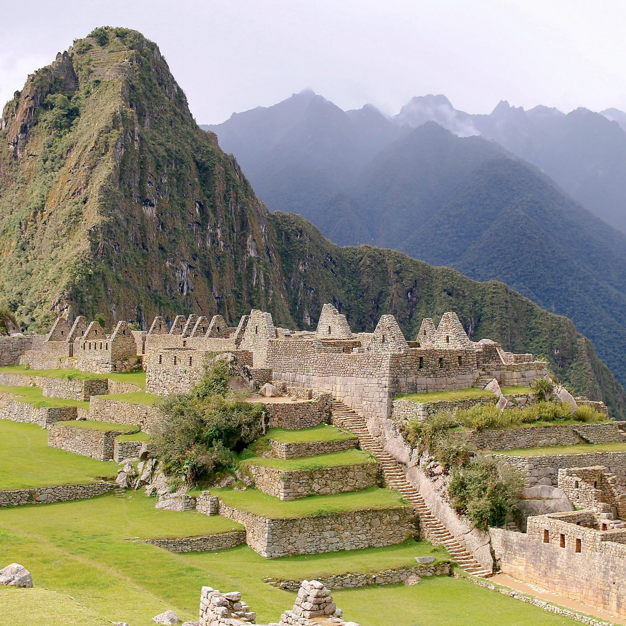 Machu Picchu - Cuzco Region, Peru