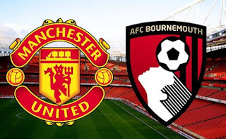 Jadwal Manchester United vs AFC Bournemouth