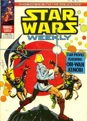 Star Wars Weekly #103, Walt Simonson