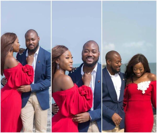 It Appears To Be That Beverly Naya and Pastor Paul Adefarasin's Nephew Are Getting Hitched