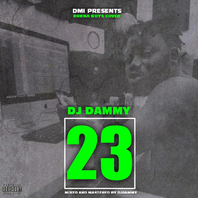 Dj Dammy — 23 (Mp3 + Mp4) Cover