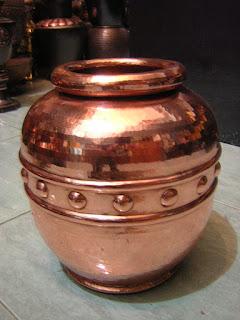 Jual Varian Fas dan Pot Tembaga dan Kuningan
