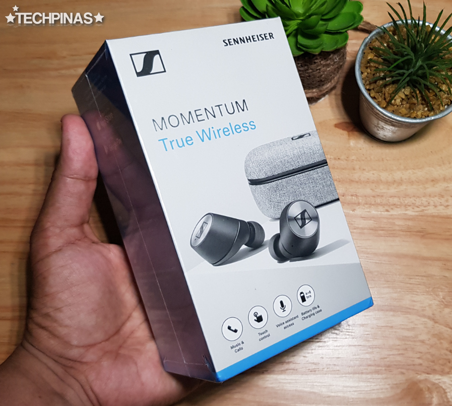 Sennheiser True Wireless M3 TW Earphones, Sennheiser Philippines, Sennheiser Lazada Philippines Store