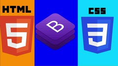 HTML5,CSS3 and Bootstrap 4 in Hindi / urdu
