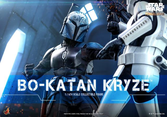 Hot Toys announced Star Wars The Mandalorian - 1/6th scale Bo-Katan Kryze Collectible Figure, 曼達洛人, 星球大戰