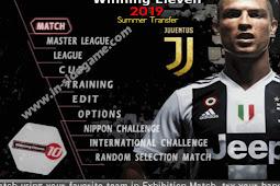Winning Eleven 2019 Summer Transfer + Liga GOJEK Indonesia PS2 ISO
