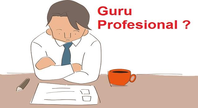 Kriteria Guru Penerima Tunjangan Profesi (TPG) atau Tunjangan Sertifikasi