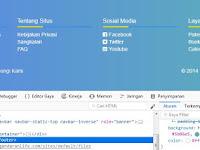 Membuat Warna Background Gradien Menggunakan CSS