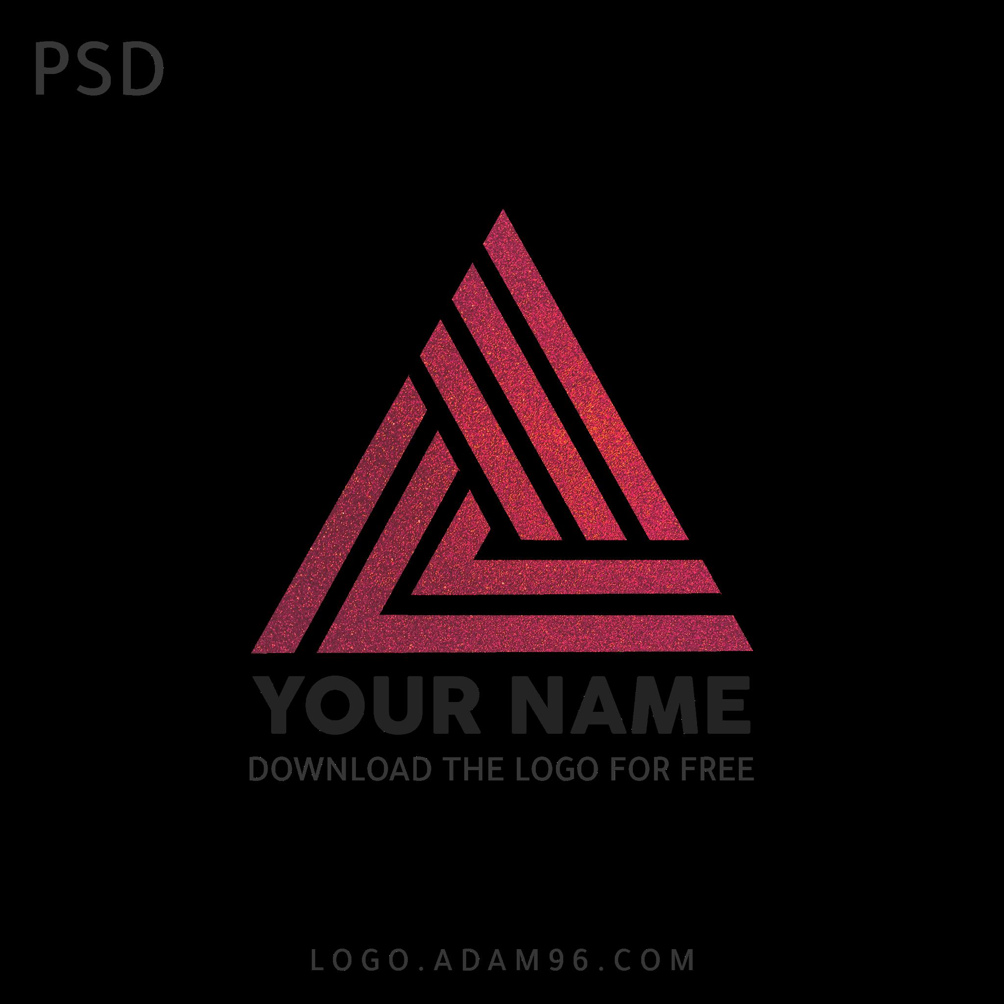 تحميل شعار احترافي مجاناً بدون حقوق ملف مفتوح للتعديل بصيغة PSD