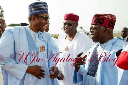 2019: Buhari May Pick Tinubu As VP ...See The Fresh Game Plan, What Will Happen To Osinbajo